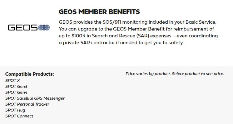 Globalstar Spot Satellite Solutions